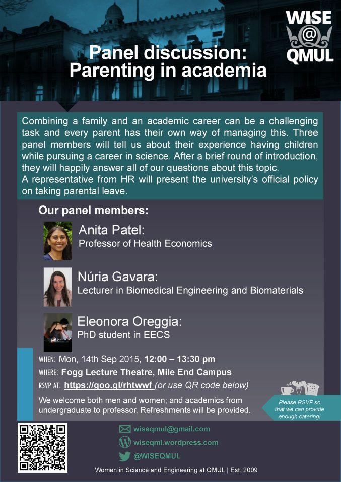 2015 Parenting Event