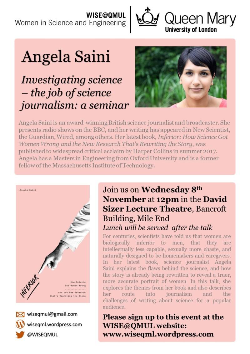 Angela Siani talk 2017