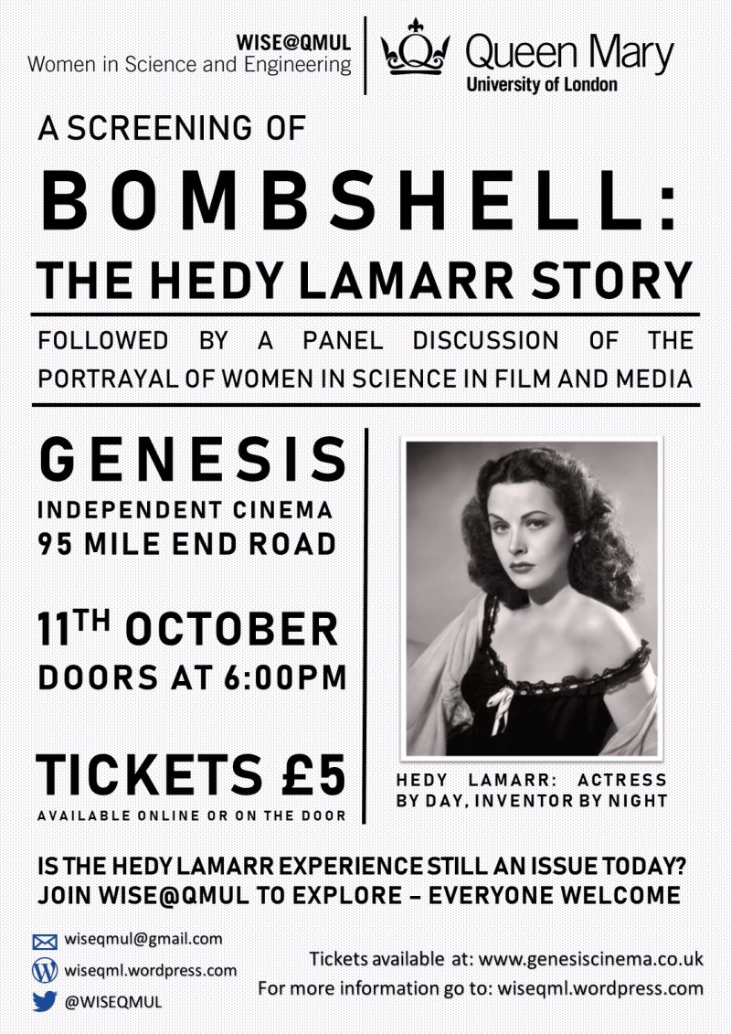Bombshell Screening